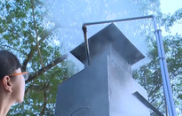 Sáng kiến của học sinh phổ thông về lò đốt rác thải