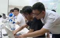 Lớp học robot miễn phí cho thiếu nhi tại TP.HCM