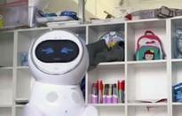 Thú vị với robot giáo viên mầm non Keeko