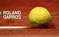 Hôm nay (28/5), Giải quần vợt Pháp mở rộng 2017 chính thức khởi tranh