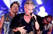 Pink nhận giải MTV thành tựu trọn đời 2017