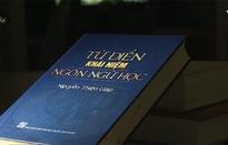 """""""Từ điển khái niệm ngôn ngữ học"""" - Cẩm nang cho người yêu tiếng Việt"""