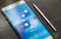"""Samsung báo """"tin mừng"""" cho fan hâm mộ Galaxy Note 7"""