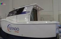 Ra mắt tàu thủy năng lượng mặt trời