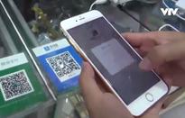 Thanh toán điện tử hè phố - Minh chứng sinh động cho xã hội ít dùng tiền mặt