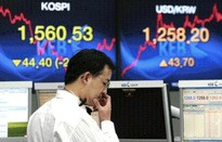 Thị trường châu Á giảm điểm mạnh