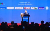 Thủ tướng kêu gọi cộng đồng doanh nghiệp Việt Nam - Thái Lan cùng hợp tác