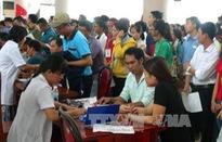 Khánh Hòa: Gần 2.000 người tham gia ngày hội hiến máu