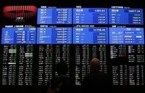 Thị trường chứng khoán châu Á ảm đạm phiên cuối tuần