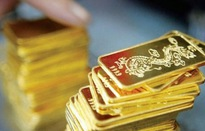 Giá vàng trong nước sáng nay tiếp tục giảm