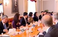 Thúc đẩy hợp tác Việt Nam - Latvia