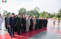 Lễ viếng cấp Nhà nước kỷ niệm 70 năm Ngày Thương binh - Liệt sỹ
