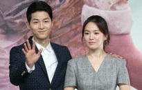 Song Hye Kyo không dự buổi ra mắt phim mới của Song Joong Ki