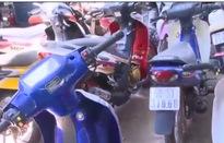 Bình Định: Bắt hàng chục xe mô tô thể thao sử dụng giấy tờ giả