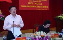 Triển khai kiểm tra công tác phòng, chống tham nhũng tại tỉnh Yên Bái
