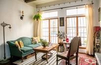 Tạo điểm nhấn cho căn nhà 50 m2 bằng nét cổ điển nhẹ nhàng