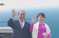 Thủ tướng Nguyễn Xuân Phúc đến New Delhi, bắt đầu tham dự Hội nghị Cấp cao ASEAN - Ấn Độ