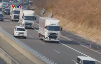 Nhật Bản: 4 hãng xe tham gia thử nghiệm xe tải tự lái