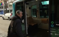 Thụy Điển triển khai dịch vụ xe bus tự lái