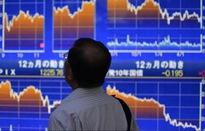 Thị trường chứng khoán châu Á diễn biến trái chiều phiên cuối tuần