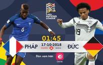 UEFA Nations League™: Nóng bỏng đại chiến Pháp - Đức