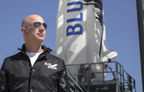 Amazon tăng đầu tư vào hàng không vũ trụ