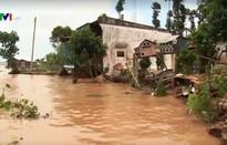 An Giang: Di dời khẩn cấp 5 hộ dân khỏi vùng sạt lở nguy hiểm