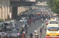 Quá tải hạ tầng giao thông đô thị