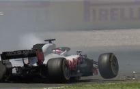 Khám phá những chiếc lốp công nghệ mới của F1