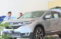 Doanh số bán ô tô tháng 10 tăng 21% so với tháng trước