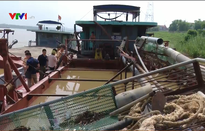 Tăng cường an toàn giao thông thủy trên sông Hồng