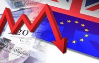 Thị trường tài chính Anh chao đảo vì thỏa thuận sơ bộ Brexit