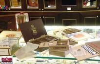 Hà Nội: Tịch thu 170 điếu cigar không rõ nguồn gốc