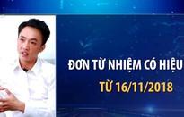 Ông Nguyễn Quốc Cường từ nhiệm thành viên HĐQT Quốc Cường Gia Lai