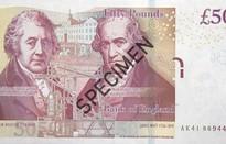 Ngân hàng Anh tìm danh nhân in lên tờ tiền mới
