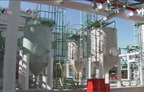 Nhà máy sản xuất nhiên liệu từ tảo
