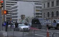 Tòa án Mỹ biến thành pháo đài khi trùm ma túy ra hầu tòa