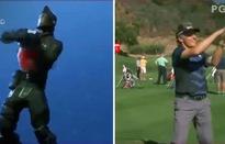 Cách bắt chước những điệu nhảy của các tay golf