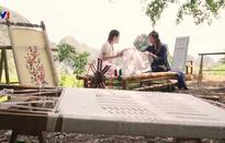 Thêu ren Văn Lâm - Đôi tay thiên sứ