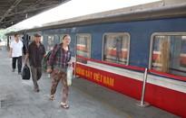 Mua sớm vé xe lửa có thể được giảm giá đến 50%