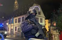Pháp nâng mức cảnh báo an ninh sau vụ xả súng ở Strasbourg
