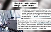 Cuộc đua mang tên 5G giữa Mỹ và Trung Quốc
