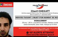 Pháp công bố hình ảnh nghi phạm vụ xả súng ở Strasbourg