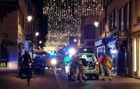 Pháp ráo riết truy tìm thủ phạm vụ xả súng tại chợ Giáng sinh