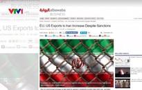 Iran: Nhiều bước tiến mới trong nỗ lực phá thế cấm vận