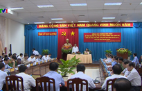 """Kiểm tra việc thực hiện """"Năm dân vận chính quyền"""" tại An Giang"""