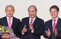 Thủ tướng chúc mừng đội tuyển bóng đá Việt Nam
