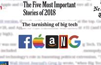 2018 - Năm lao đao của nhiều hãng công nghệ lớn