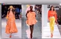 Màu gì là xu hướng thời trang năm 2019?