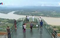 Cầu kính – điểm đến mới tại vùng biên giới Thái Lan